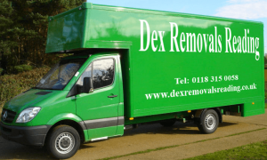 Dex Removals Reading Van